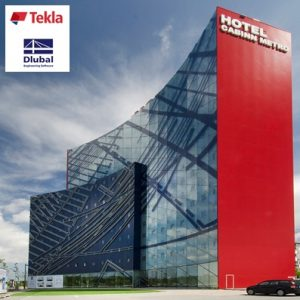 Konstrukcijų projektavimas BIM Tekla Structures Dlubal RFEM Cabinn Hotel Synergy Solutions