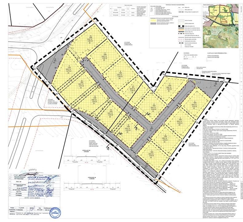 teritorijų planavimas, Synergy Solutions